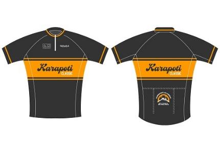 Karapoti Cycle Jersey