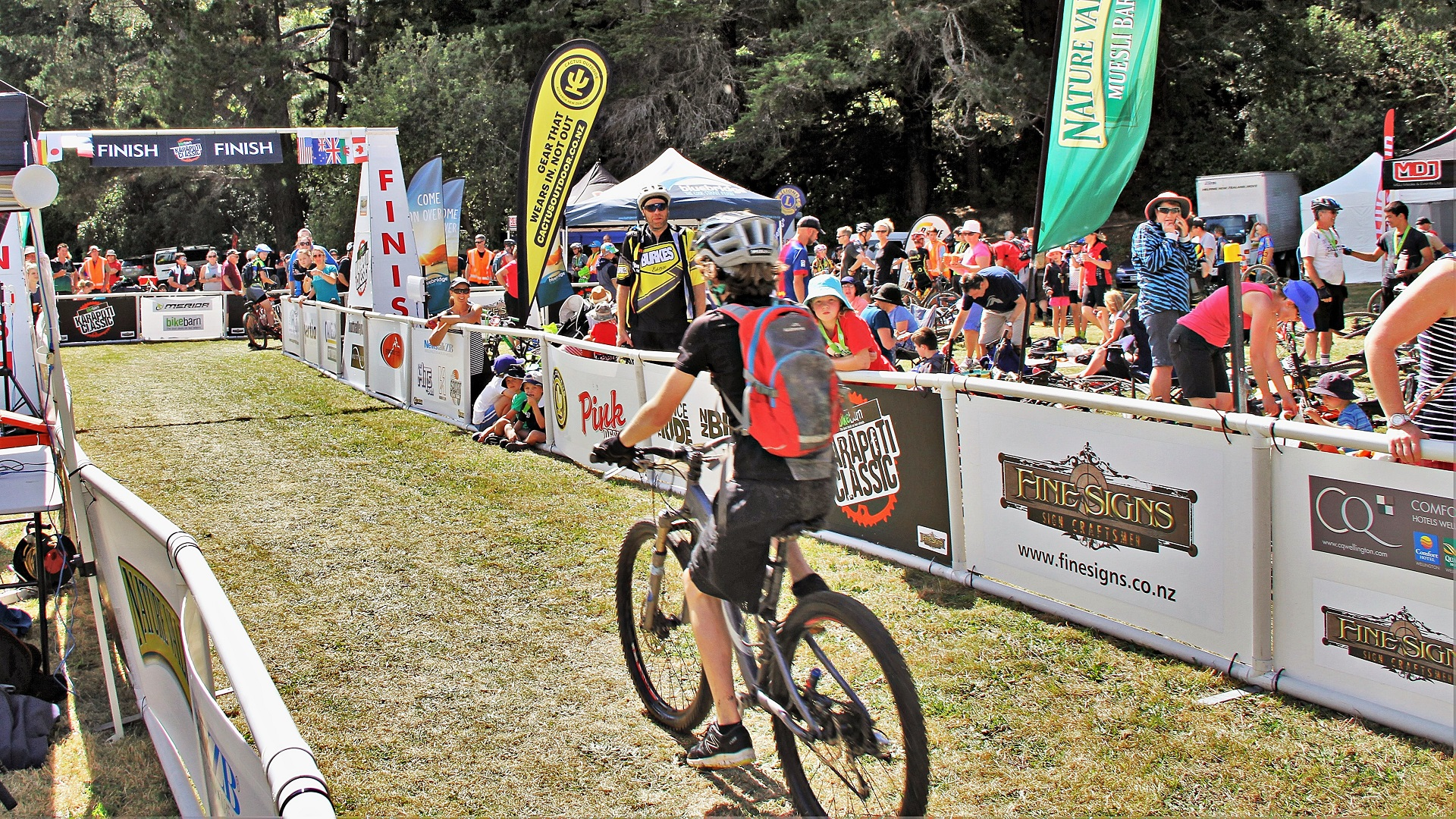 Finishing Karapoti is your mtb'ing Everest